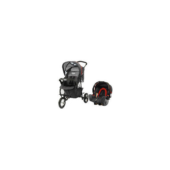 Graco Expedition Travel System