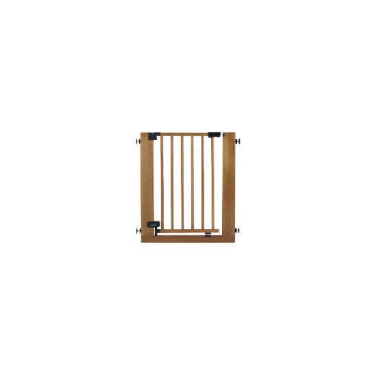 Auto Lock Pressure Gate - Wood