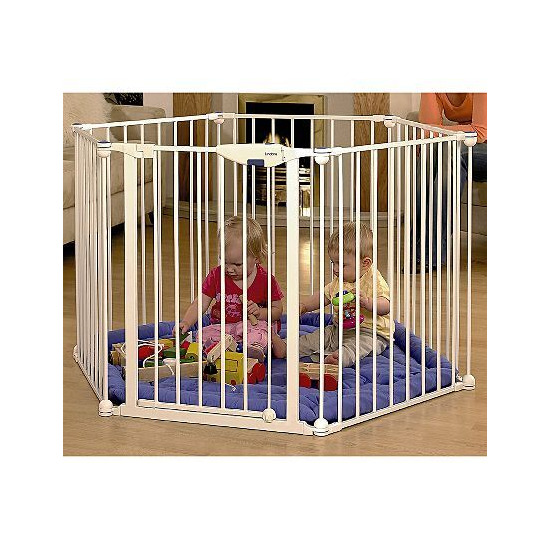 Safe & Secure Playpen