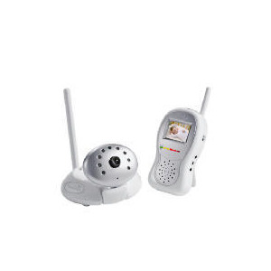 Photo of Hand Held Colour Monitor Baby Monitor