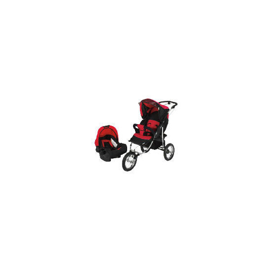 Hauck roadster travel system