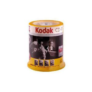 Photo of Kodak CD-R 100PK CD and DVD Storage