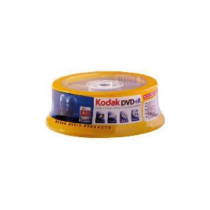 Photo of Kodak DVD+R 25PK DVD R