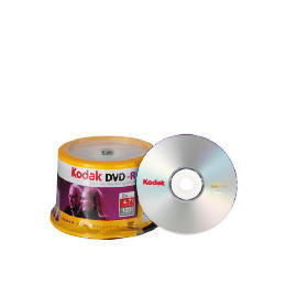 Kodak DVD-R 50Pk Reviews