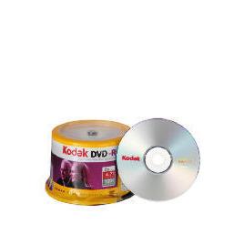 Kodak DVD-R 50Pk Reviews