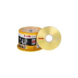 Photo of Kodak CD-R 50PK CD R