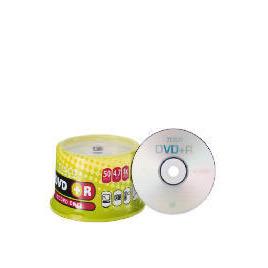 Tesco DVD+R 50Pk Reviews