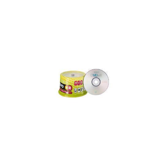 Tesco DVD+R 50Pk
