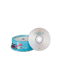 Tesco DVD-R 25 Pack Reviews