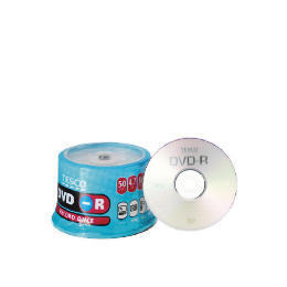 Tesco DVD-R 50Pk Reviews