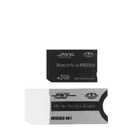 PNY 2GB Memory Stick Pro Duo Reviews