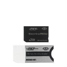 PNY 2GB Memory Stick Pro Duo Reviews
