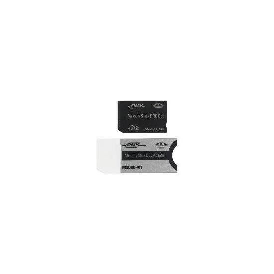 PNY 2GB Memory Stick Pro Duo