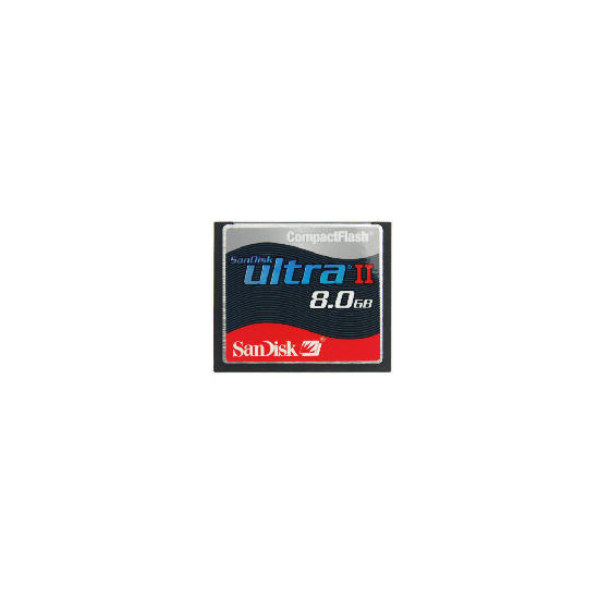 Sandisk 8GB Compact Flash