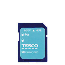 Tesco 4GB SD Card Reviews