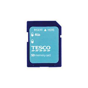 Photo of Tesco 4GB SD Card Memory Card