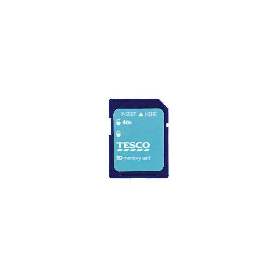 Tesco 4GB SD Card