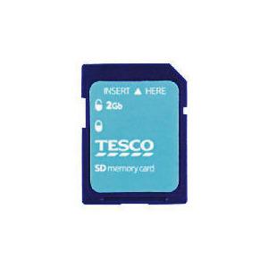 Photo of Tesco 2GB SD Card Memory Card