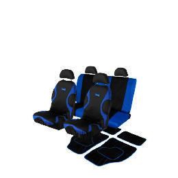 Energy Seat Covers With Blue Mats Reviews