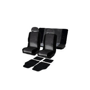 Photo of AC849 & TR266 Autocare Classic Seat Covers and Mat Set Car Accessory