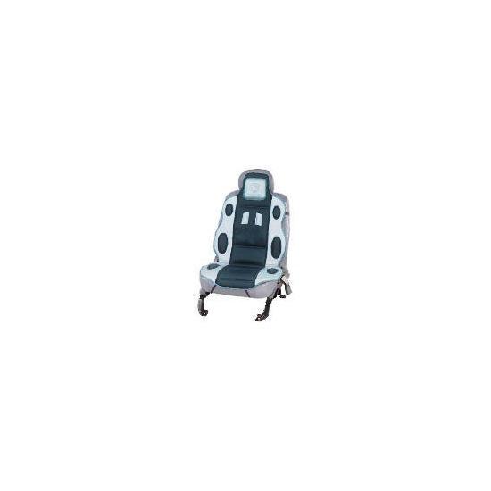 Turbo Comfort Seat Mat Silver