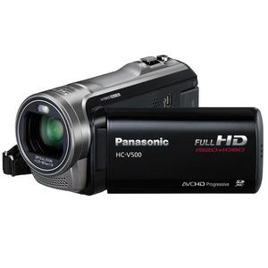 Photo of Panasonic HC-V500 Camcorder