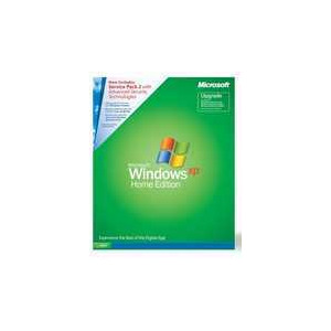 Photo of Microsoft Windows XP Home Edition Upgrad Software