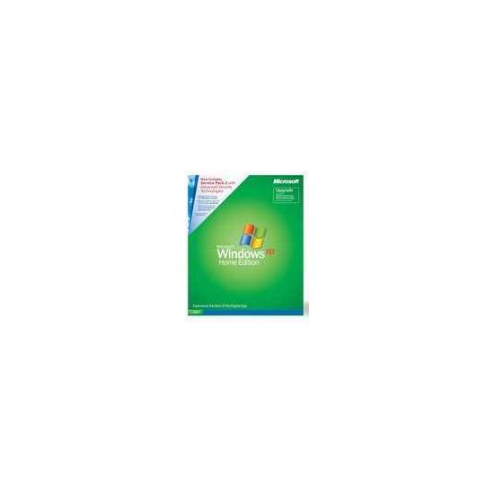 Microsoft Windows Xp Home Edition Upgrad