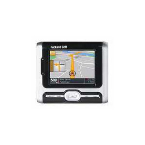 Photo of Packard Bell GPS 400 Satellite Navigation