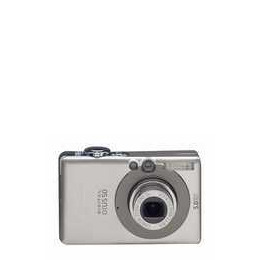 Canon Digital IXUS 50 Reviews