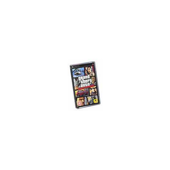 Grand Theft Auto: Liberty City Stories [Platinum] (PSP)