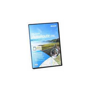 Photo of MICROSOFT AUTOROUTE 2006 Software