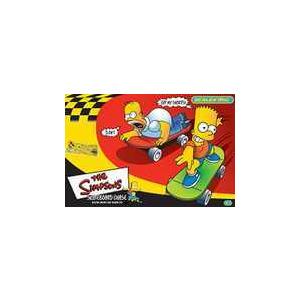 Photo of Scalextric Simpsons Set Gadget