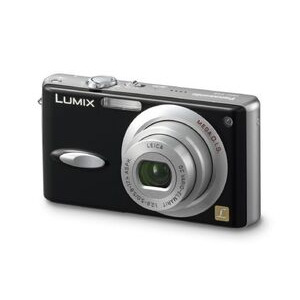 Photo of Panasonic LUMIX DMC-FX8 Digital Camera