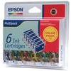 Photo of Eps T048 Six PK Epson T048 Six Pack Ink Cartridge