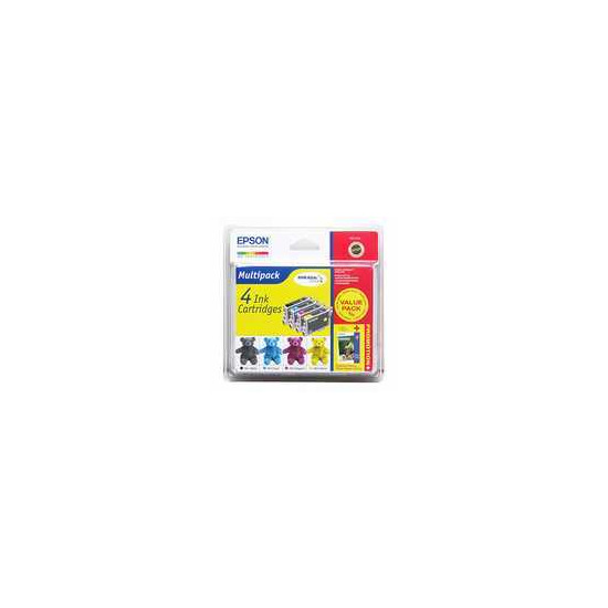 Eps T061 Quadpk Epson T061 Quad Pack
