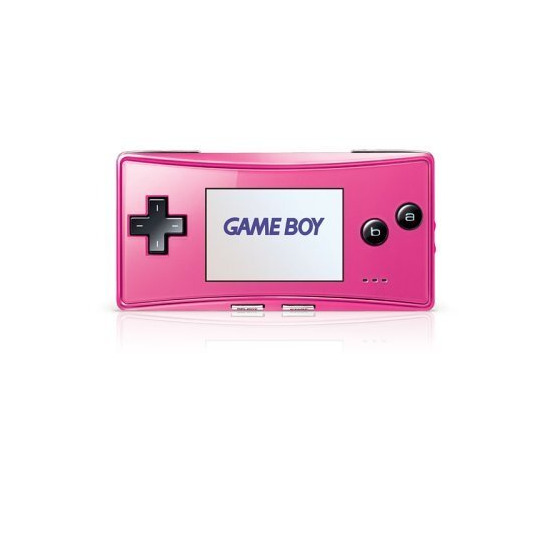 Nintendo GameBoy Advance Micro
