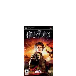 Harry Potter and the Goblet of Fire PSP Reviews
