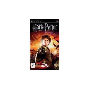 Photo of Harry Potter and The Goblet Of Fire PSP Video Game
