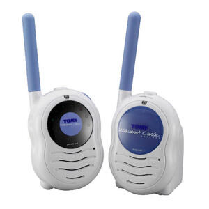Photo of Tomy Walkabout Classic Advance 1243 Baby Monitor