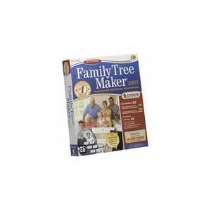 Photo of GSP Family Tree Maker 05 Deluxe Software