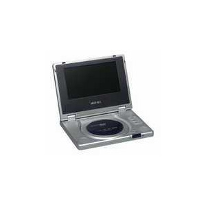 Photo of Matsui PL 617 Portable DVD Player