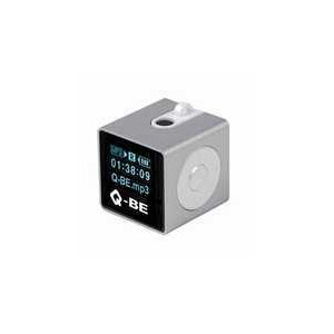 Photo of Q Be 1GB Silver Radio