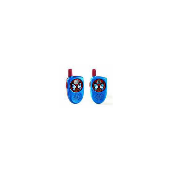 Spider-Man Tw10sp Walkie Talkies