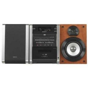 Photo of Sony CMT-DV2D HiFi System