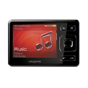 Photo of Creative Zen MicroPhoto 8GB MP3 Player