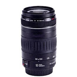 Canon 4,5 - 5,6 90 - 300MM EF Reviews