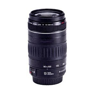 Photo of Canon 4,5 - 5,6 90 - 300MM EF Lens