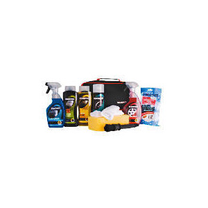Photo of Simoniz 10 Piece Complete Car Cleaning Kit Car Accessory