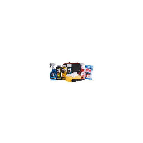 Simoniz 10 Piece Complete Car Cleaning Kit